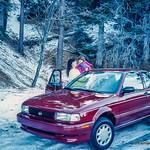New Car 1993 Nissan Sentra